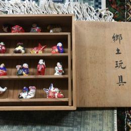 宮内フサ 讃岐高松 郷土玩具